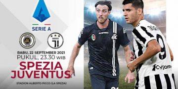 Prediksi Pertandingan Liga Italia: Spezia vs Juventus