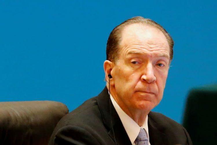 Presiden Bank Dunia soroti pembalikan tragis pembangunan saat pandemi