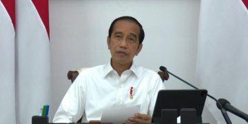 Presiden Jokowi ingatkan kepala daerah kebut vaksinasi COVID-19