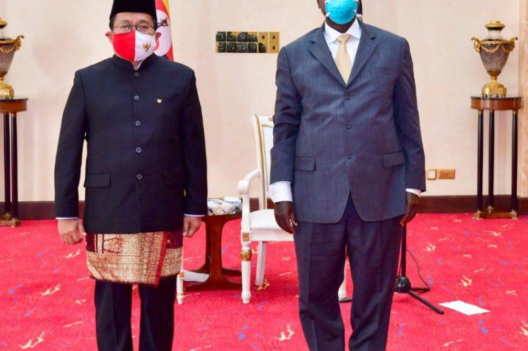 Presiden Museveni sambut inisiatif peningkatan kerja sama RI-Uganda