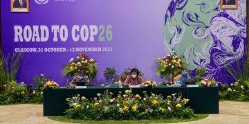 RI kerja sama dengan Brazil dan Kongo di perundingan COP26