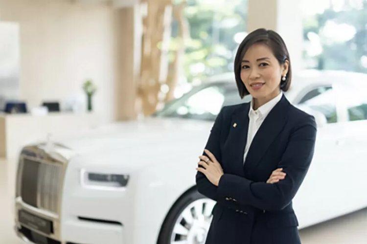 Rolls-Royce Tunjuk Perempuan Asal Indonesia Jadi Direktur Regional Asia-Pasifik
