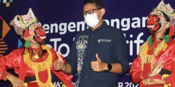 Sandiaga minta Malang ajukan uji coba pembukaan kampung tematik