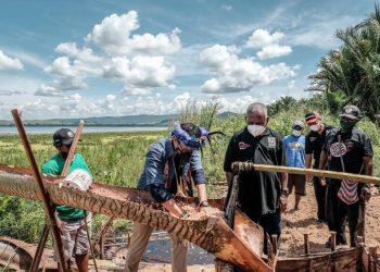 Siaran Pers : Dari Wisata Alam Hingga Budaya, Kampung Yoboi Jadi Desa Wisata Andalan di Papua - PEDULI COVID19