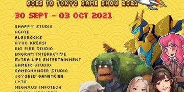 Siaran Pers : Dorong Game Lokal Mendunia, Kemenparekraf Dukung Wakil Indonesia di Tokyo Game Show 2021 - PEDULI COVID19