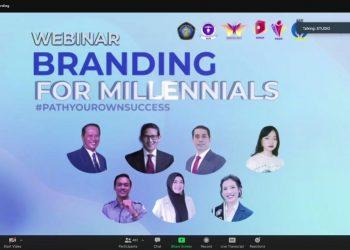 Siaran Pers : Menparekraf Ajak Mahasiswa Belajar Ilmu Branding Melalui Brand 'Wonderful Indonesia' - PEDULI COVID19