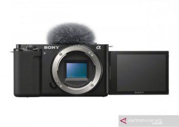 Sony Alpha ZV-E10 mungkinkan pengguna tukar kamera lensa