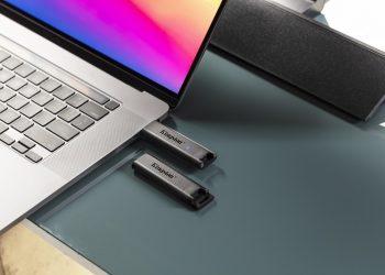 SSD Portabel Kingston XS2000 Terbaru Seukuran Saku - Selular.ID