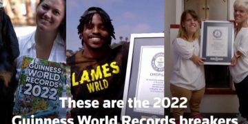 Telinga anjing terpanjang di antara Rekor Dunia Guinness 2022 - ANTARA News