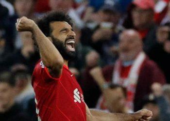 Top Skor Liga Inggris: Cetak Hattrick, Mohamed Salah Kangkangi Vardy