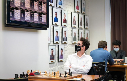 US Chess Champs 6: Caruana in free fall