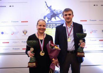 Vitiugov and Gunina win Russian Championship titles