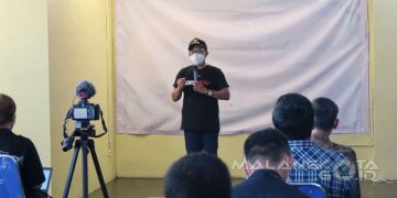 Wali Kota Sutiaji Apresiasi Pelatihan Jurnalistik dan Kehumasan - Pemerintah Kota Malang