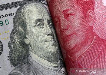 Yuan berbalik menguat 108 basis poin jadi 6,3924 terhadap dolar AS