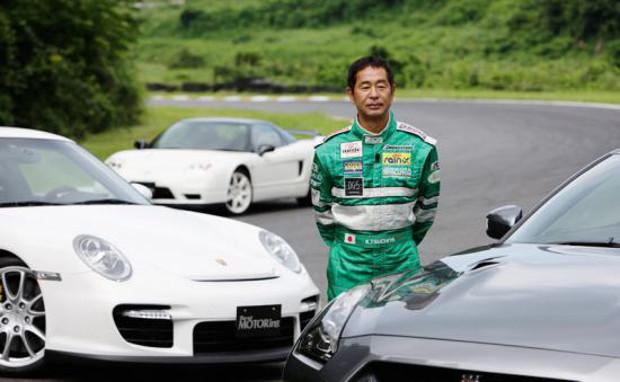 Keiichi Tsuchiya 2