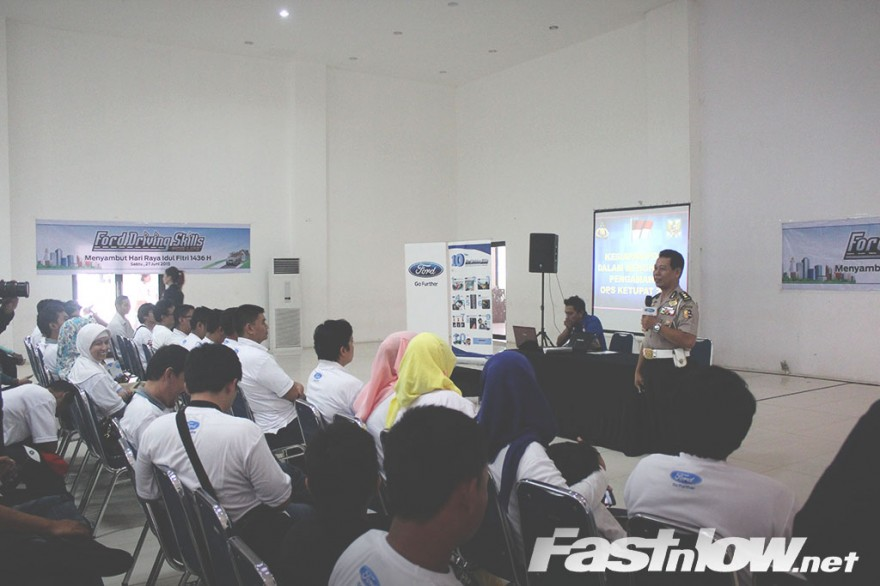 ford driving skill indonesia jungleland GT radial Ford Motor Indonesia 1