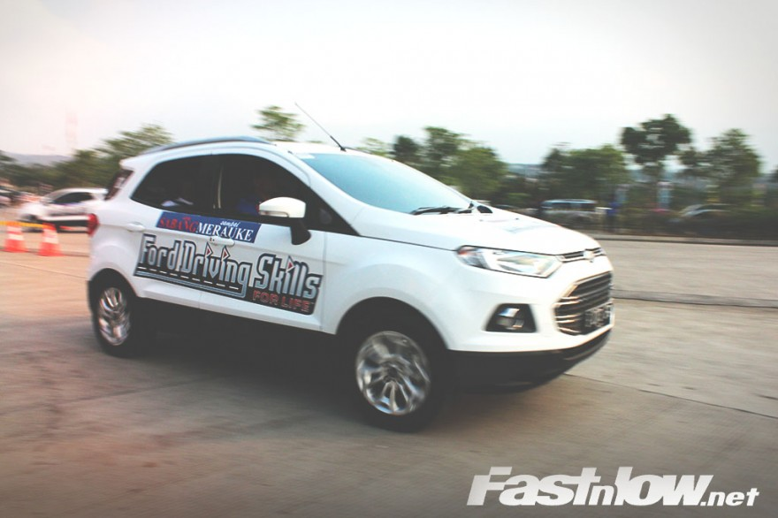 ford driving skill indonesia jungleland GT radial Ford Motor Indonesia 4