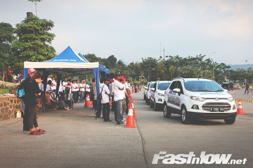 ford driving skill indonesia jungleland GT radial Ford Motor Indonesia 5