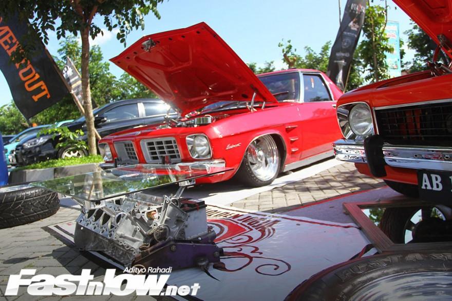 Car meet out HTJRT Yogyakarta Sindu park 1