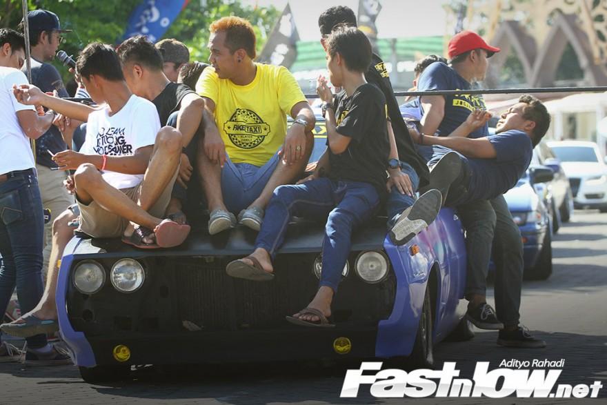 Car meet out HTJRT Yogyakarta Sindu park 11