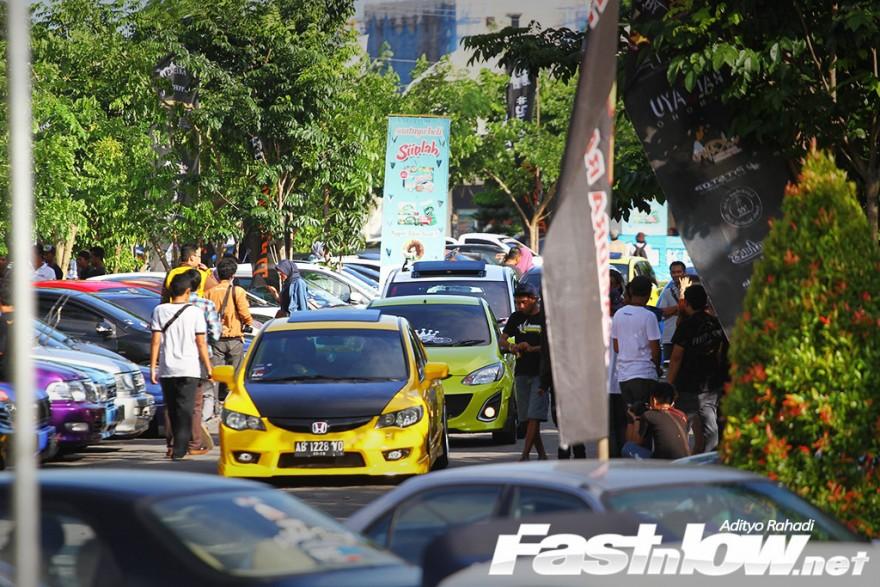 Car meet out HTJRT Yogyakarta Sindu park 19