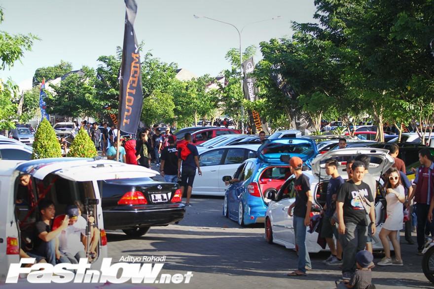 Car meet out HTJRT Yogyakarta Sindu park 20