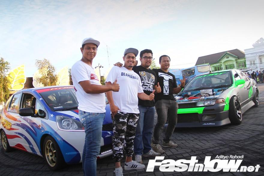 Car meet out HTJRT Yogyakarta Sindu park 35