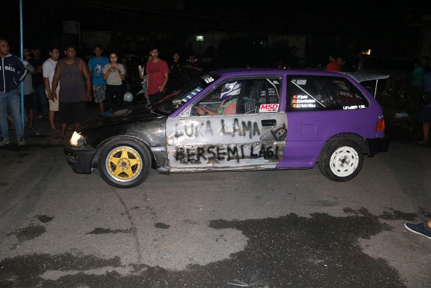Ayopa drag race ramadan 3