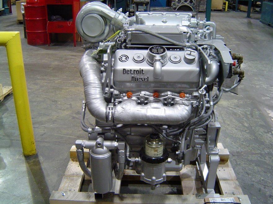 Ternyata Mesin Diesel Juga Ada Yang 2 Tak Fastnlow Net