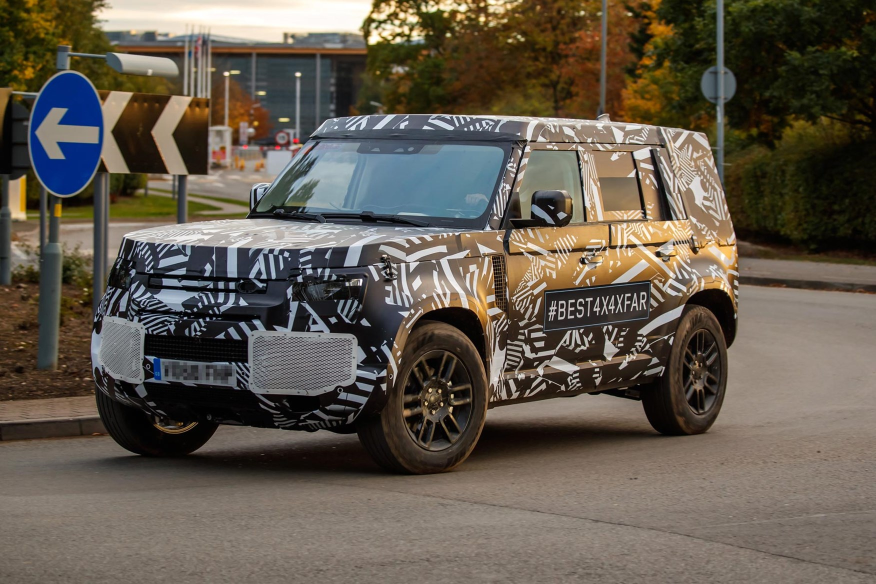 All New Land Rover Defender 2020 Reborn Fastnlow Net