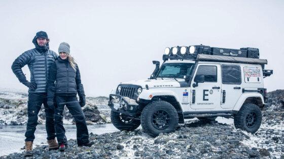 Expedition Earth Berpetualang Hingga Soroti Isu Lingkungan