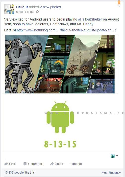 Fallout For Android
