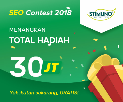 Kontes Seo Stimuno Untuk Balita